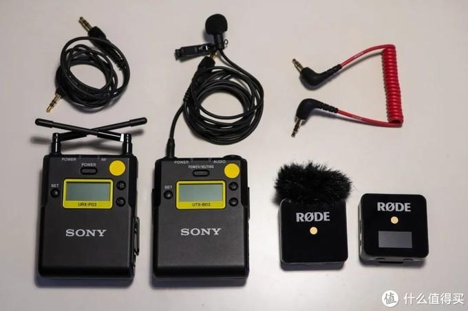 """""""小蜜蜂""""杀手?罗德 Rode Wireless go 无线麦克风体验"""