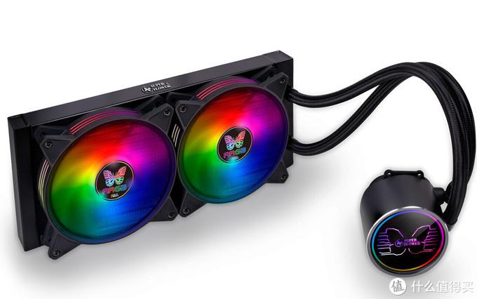 振华发布首款风冷和水冷散热器,绚丽RGB背光,水冷可支持AMD撕裂者平台
