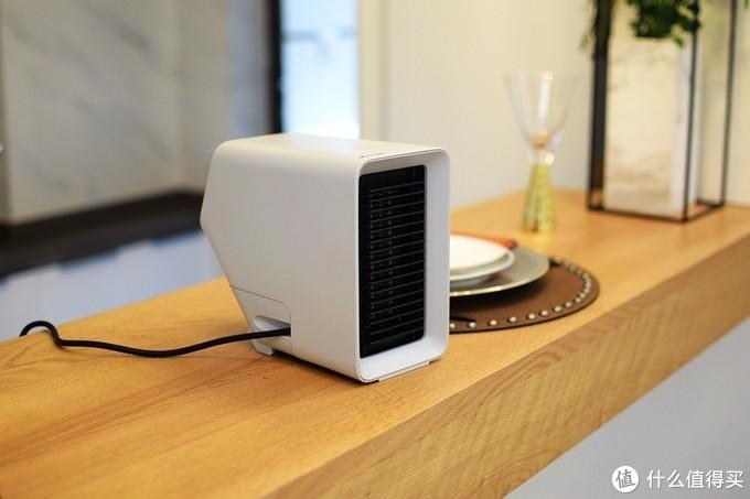 """这个冬季的温暖 VH""""煦""""桌面地面通用暖风机"""