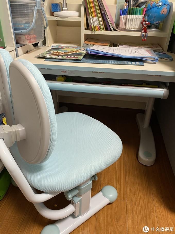 699的京造儿童学习桌椅套装——小户型优选