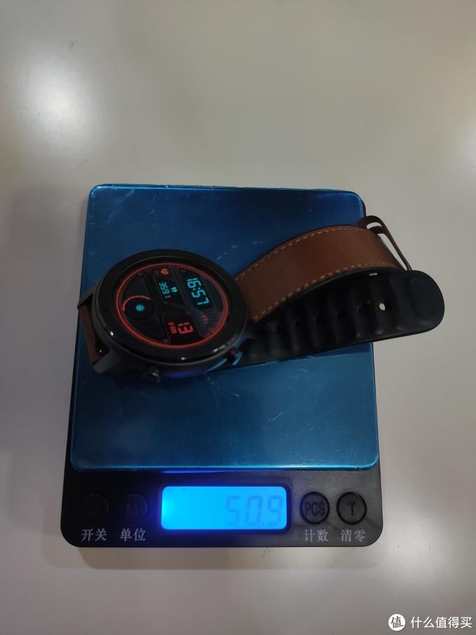 华米GTR 50.9g