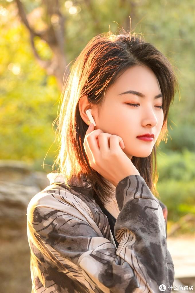 这麽好看的耳机,你确定不给女朋友买一款嘛—南卡Lite Pro真无线耳机