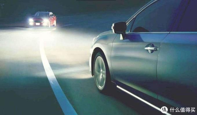 隔离远光灯,眼睛装上滤镜,过滤路上有害光
