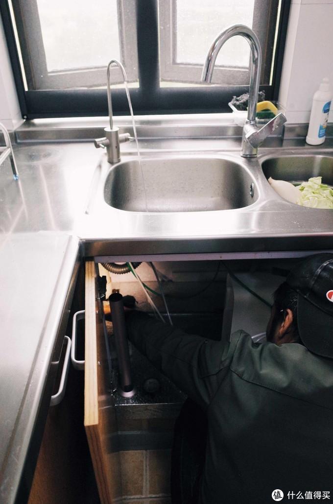以孩子的名义--为家庭接入净水机-米家H400G净水器使用体验