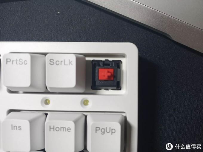 我与我的第一把机械键盘-小白