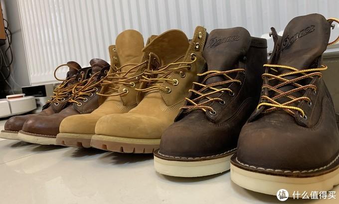 三款主流千元级工装靴对比,直接粗暴的干货送给纠结的你