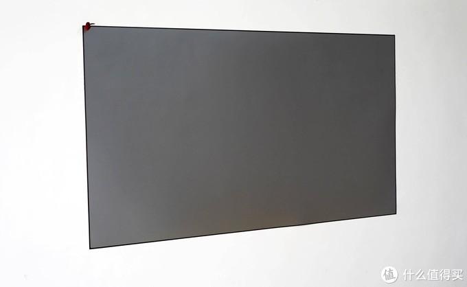 双十一超预期好物 投影专用外设之-菲斯特画卷光学屏S1