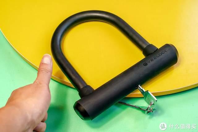 易锁宝智能蓝牙锁评测:手机就是钥匙,不再怕忘钥匙了