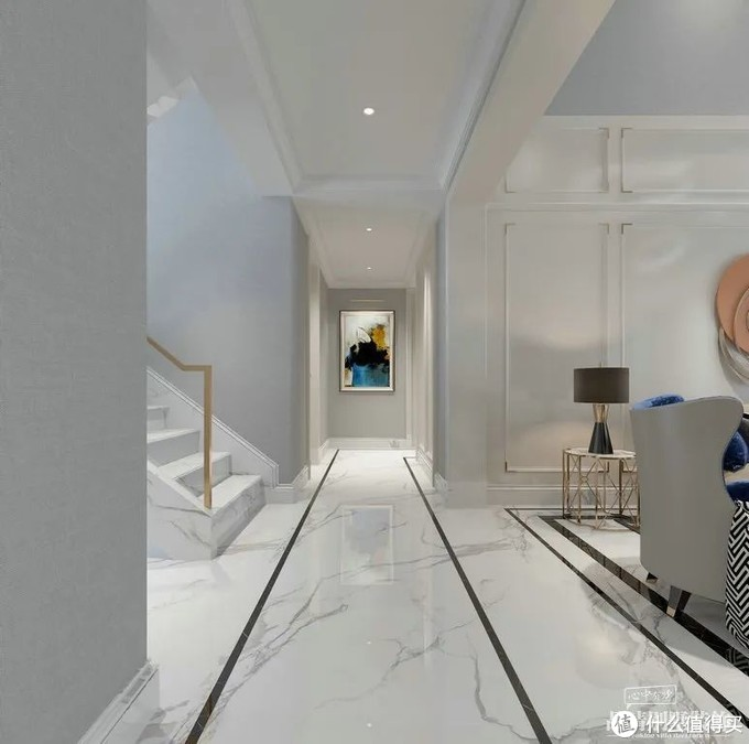 常州别墅装修|小美式风格——对传统美式的精简