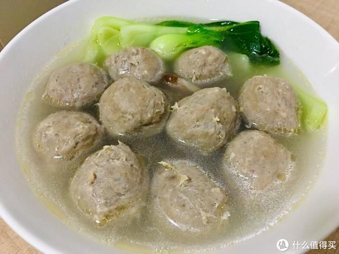双11京东买的超好吃纯肉肠和性价比牛肉丸晒单