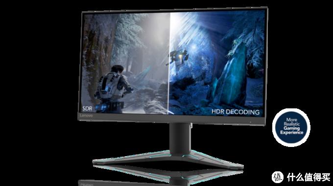 联想发布两款IPS游戏显示器;PS5游戏电视推荐名单公布