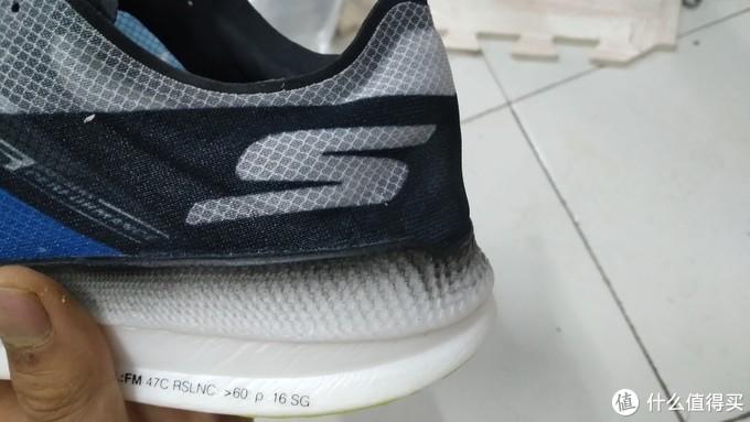 最轻量化的碳板跑鞋——skecher speed elite 开箱