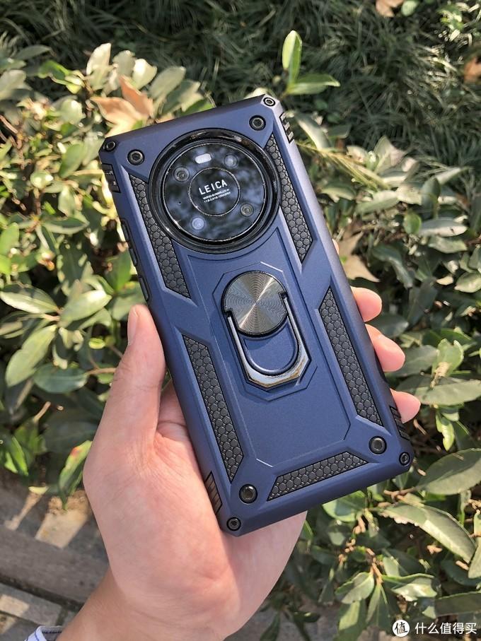 Mate40pro宝石蓝三防手机壳