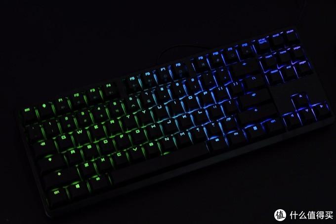 键盘鼠标如何选?CHERRY 3000s TKL+MC3.1