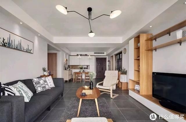 深圳夫妇的140㎡新家,装修简单又质朴,却让我明白何为高级感
