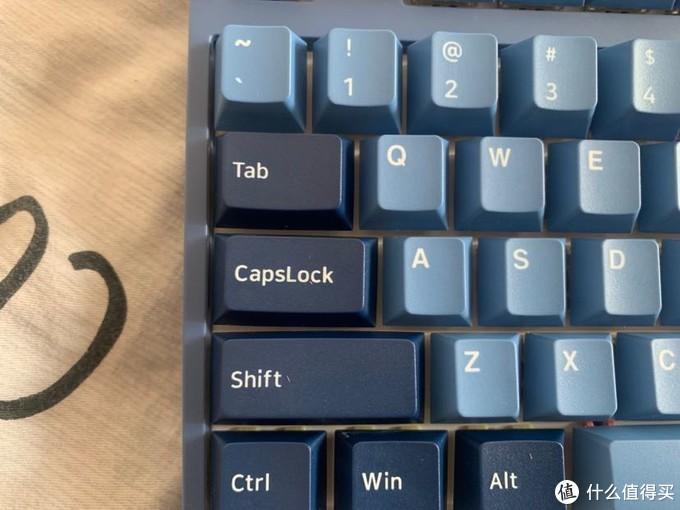 祖传歪lock键