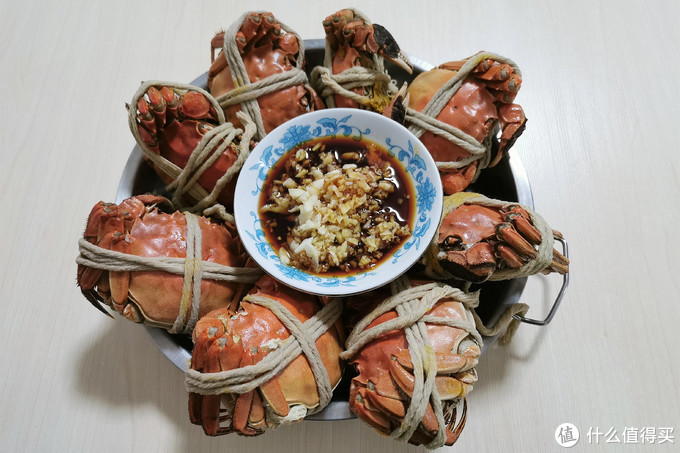 """""""飞""""来的美味——京觅大闸蟹体验"""