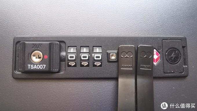 商务出行的选择※地平线8号(LEVEL8)前开盖拉杆箱