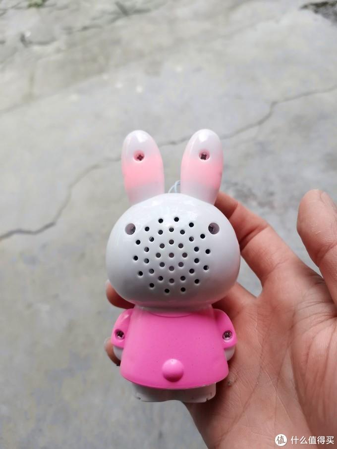 小白兔,小白兔,小白兔-小朋友故事学习机简单体验