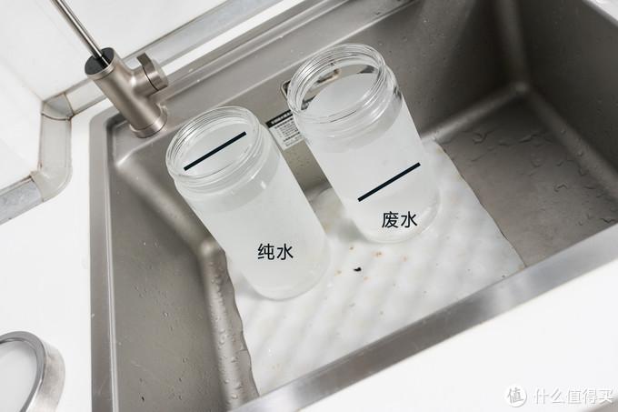 小米净水器H1000G体验,大流量出水不用等待,双RO更少废水