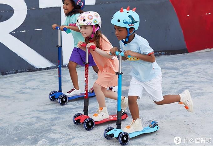 售价千元还要抢着买?m-cro迈古儿童滑板车好在哪