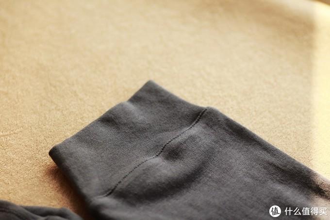 越穿越暖和de90分圆领吸湿发热长袖T恤