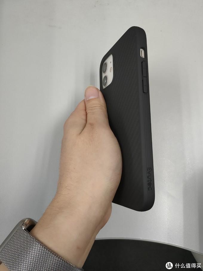 为了手机壳我买了一个手机------Evutec 苹果iPhone 12凯夫拉防摔手机壳初体验