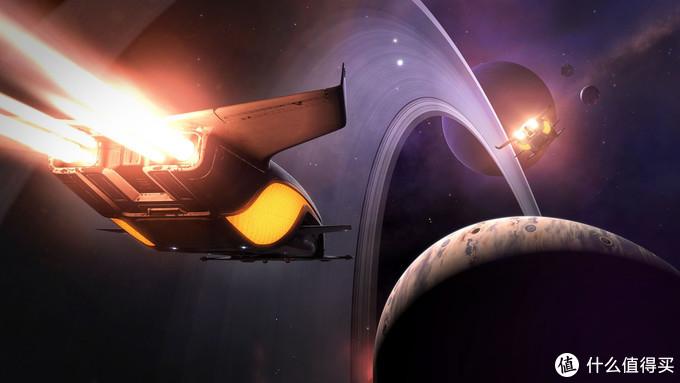 【福利】Epic限时免费领取:《精英危险》 我们的目标星辰大海!