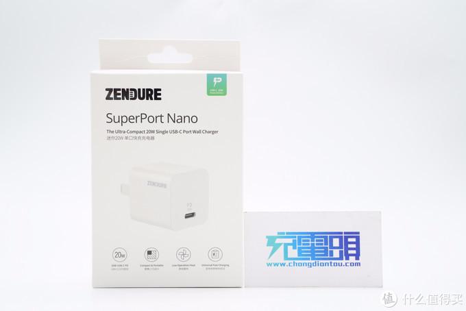 拆解报告:ZENDURE征拓20W迷你PD快充充电器ZD1P20PD