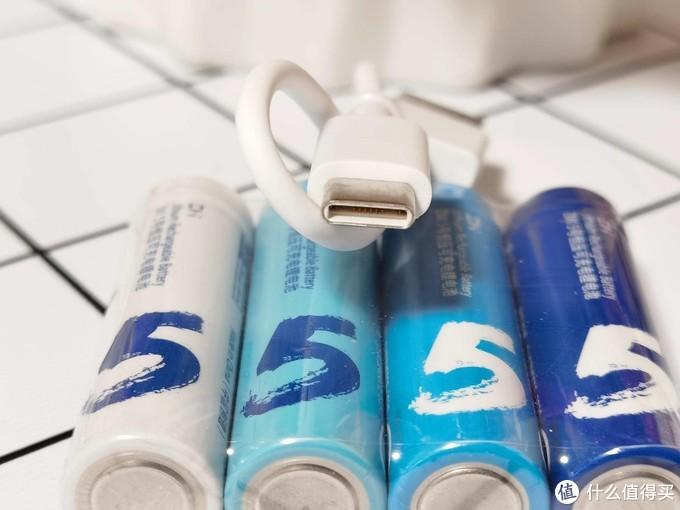 千次循环使用,ZMI可充电锂电池套装,够用一辈子吗?