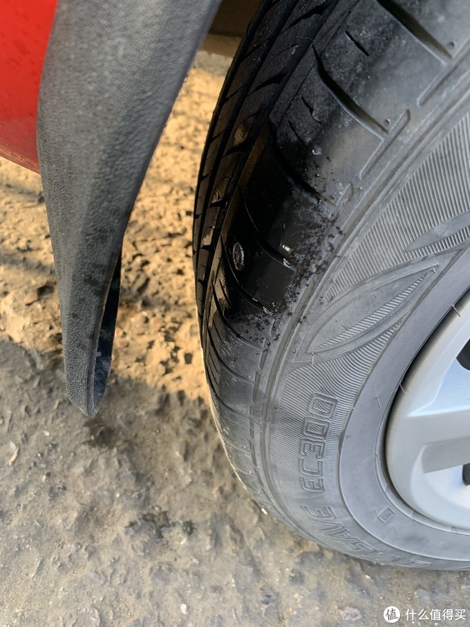 扎了2个钉子,换了4条胎——米其林车胎好像也不是那么贵