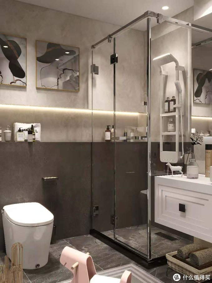 浴室柜是定制的好,还是买成品好?