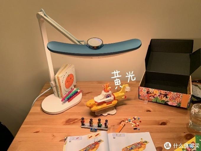 有了这款儿童台灯,好视力与好学习都有了