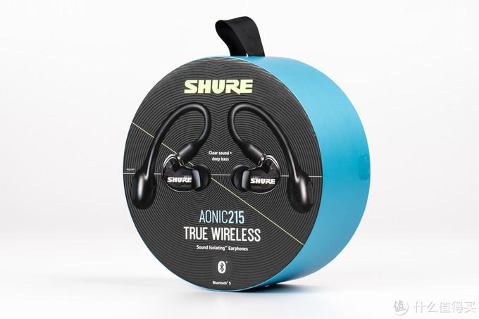人声细腻、温润扎实-舒尔 Aonic 215无线耳机