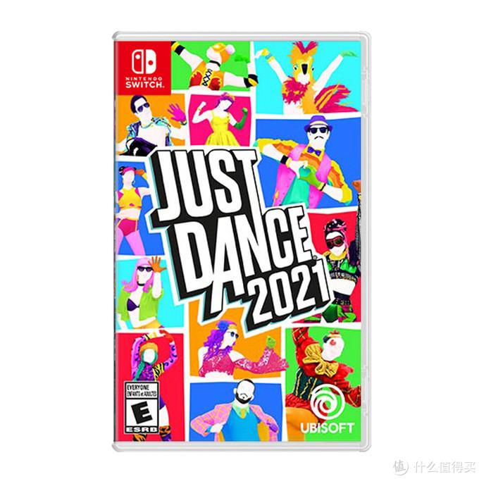 舞力全开2021及塞尔达无双:灾厄启示录 Switch新版上线!快来抢购吧!