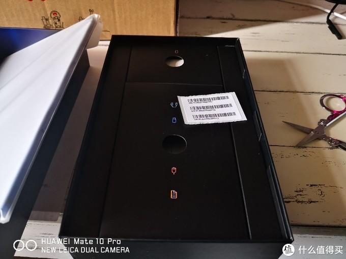 华为M6平板开箱