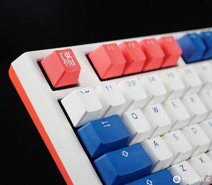 颜值党绝对不能错过的键盘