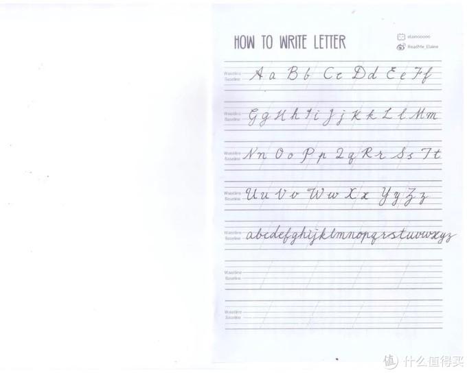 笔尖较细,适合粗细变化较少的西文书写(非艺术体)
