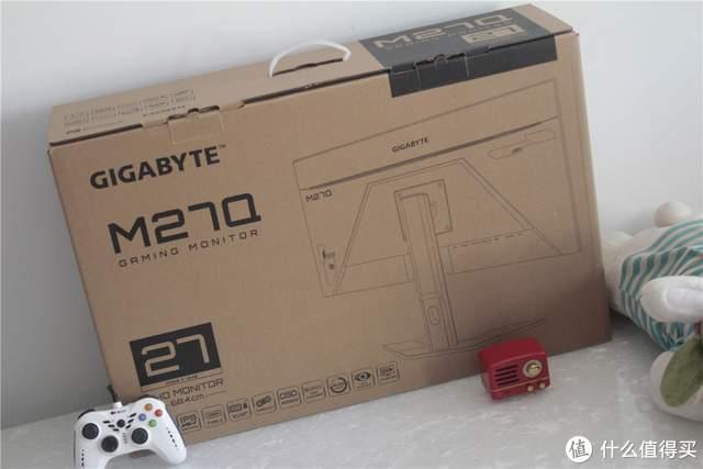 办公娱乐随心切换!技嘉M27Q显示器,2K分辨率+170Hz配合KVM功能