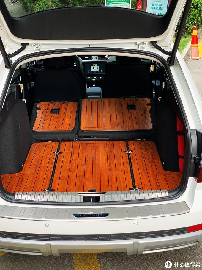木质尾箱垫