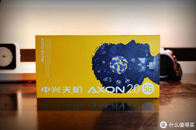 用屏下摄像,给全面屏加个补丁,天机Axon 20 5G体验