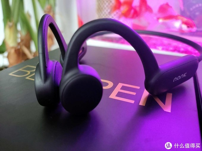 为运动而生,南卡骨传导蓝牙耳机,不用连接手机依然可以畅听音乐