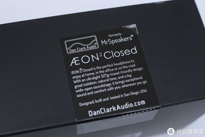 Dan Clark Audio Aeon2 Closed便携头戴封闭式耳机简评