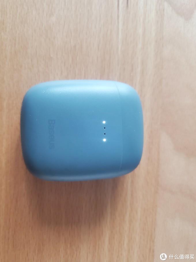 充电状态下盒子指示灯