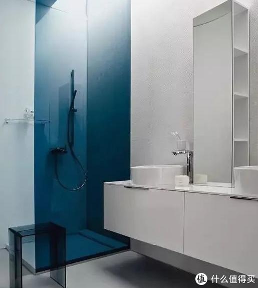 卫生间面积太小?隔断这样设计!