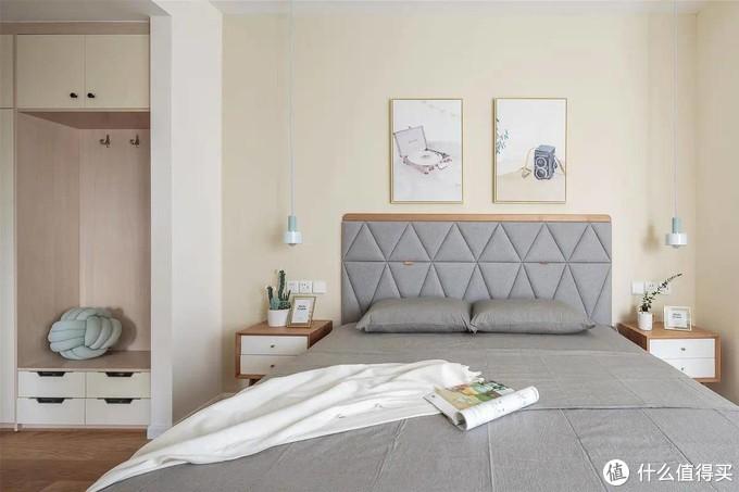 南京小夫妻的100㎡新家火了,全屋日系风,两个人的幸福之居