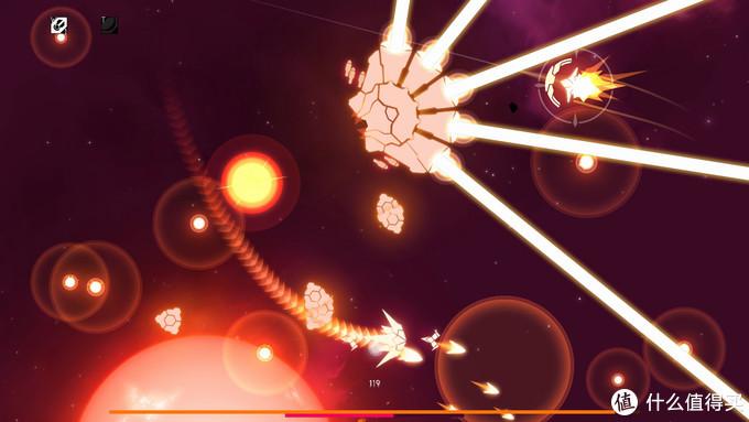 Steam好游推荐:5.4折购《新星漂移》 一款容易上头的弹幕射击游戏