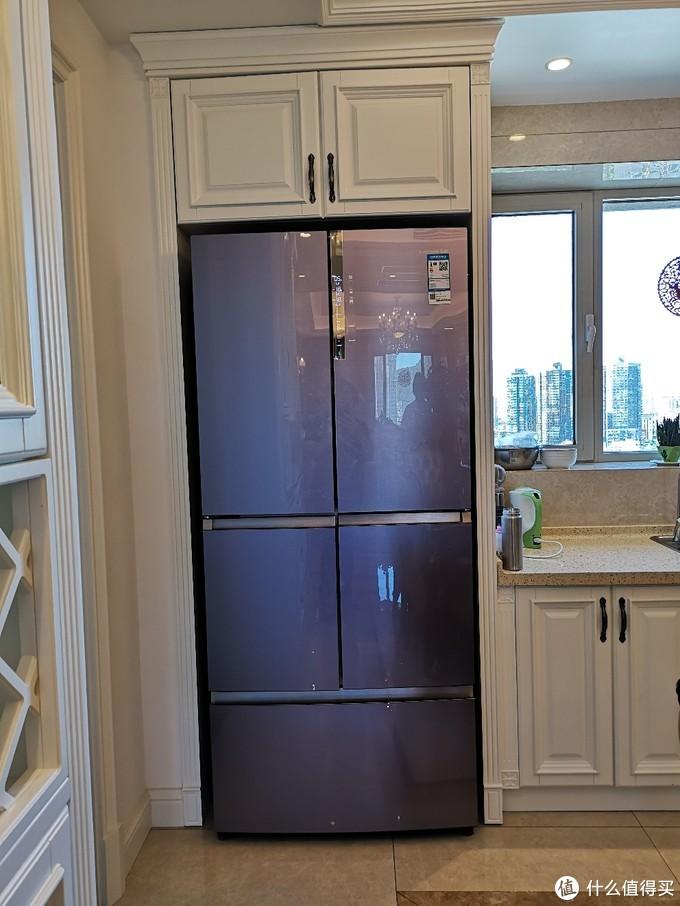 卡萨帝冰箱,不愧是高端家电品牌