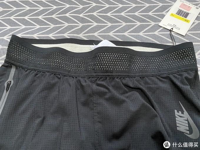 酷炫的Nikelab跑步七分裤