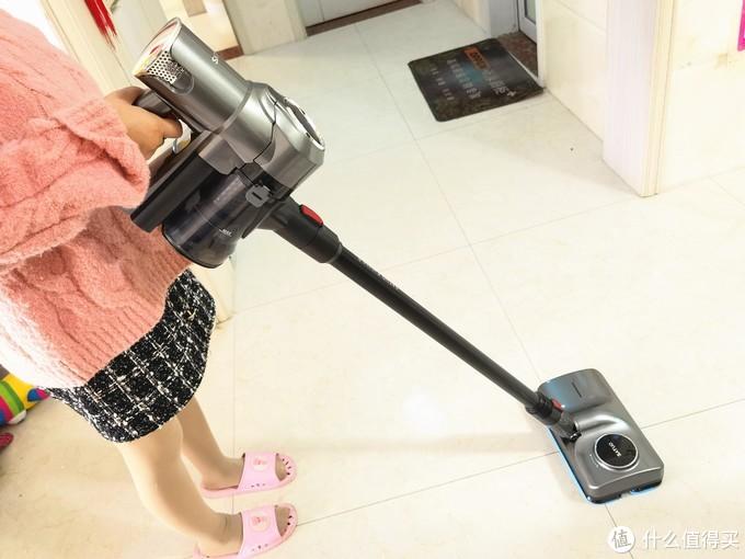 扫拖吸一套就够了,洒拖F6一体机让你从此爱上家务
